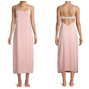 Onia Pink Melanie Cover-Up Dress size L